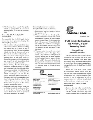 诺布尔(Nobur JA 2000)去毛刺工具操作说明