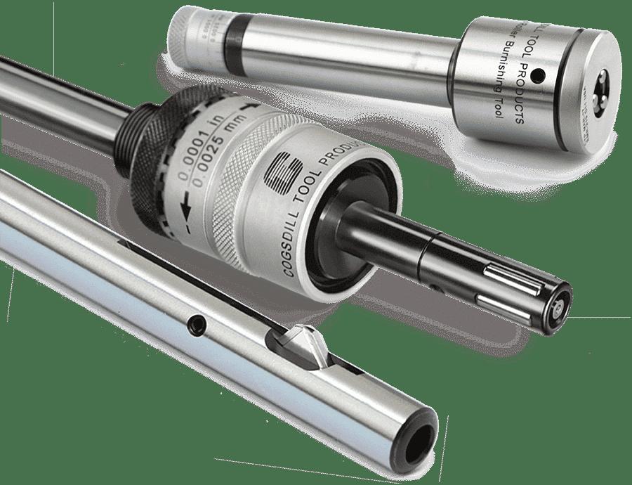 滚子抛光工具和除毛工具由 Cogsdill 精密工具