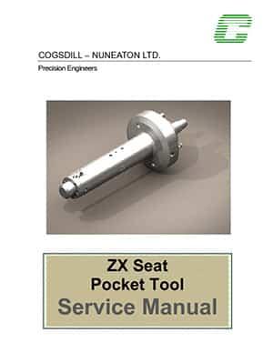 MBT 球阀阀座安装穴工具保养手册